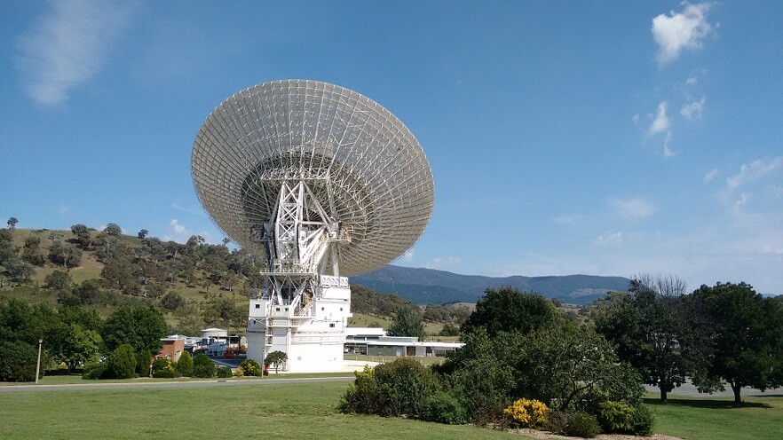 Canberra Deep Space Communication Complex