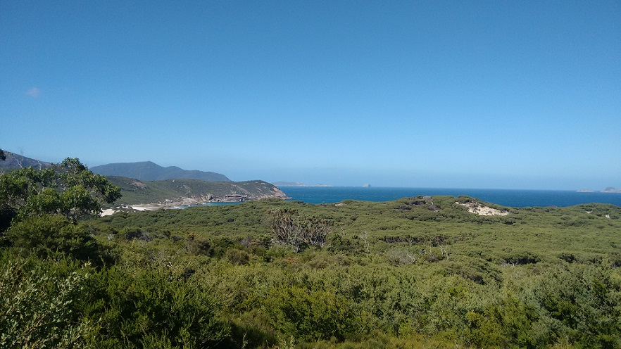Wilsons Prom Lookout