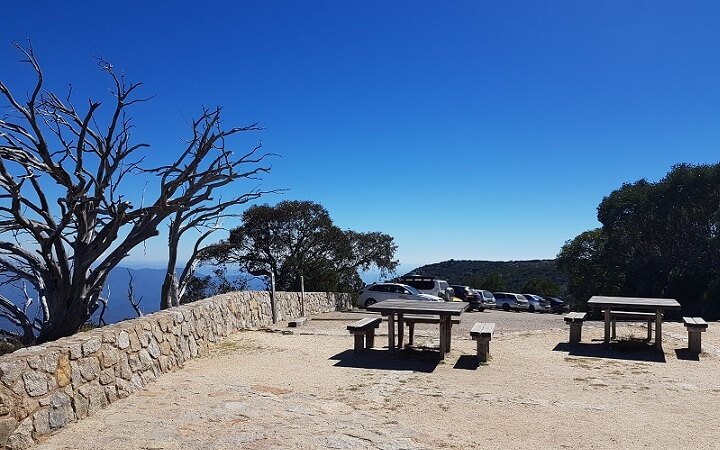 The Horn Picnic Area